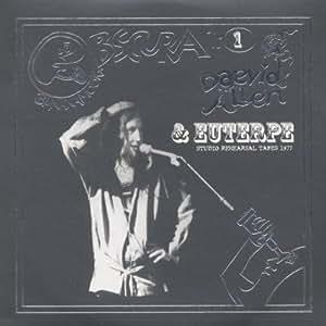 Bananamoon Obscura N°1 - Studio Rehearsal Tapes 1977