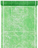 Chal - Chemin de table terrain de foot vert