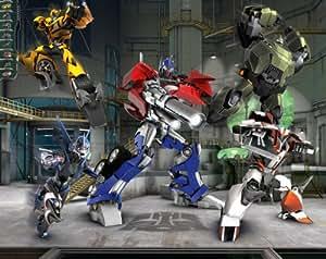 "Walltastic Papier peint ""Transformers"" 2,45 x 3 m"