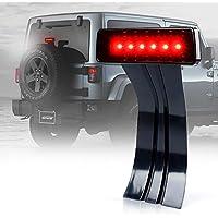 SUPAREE LED Tercera Tercera luz de Freno Trasera para Alto Stop Light Luz Trasera de Montaje