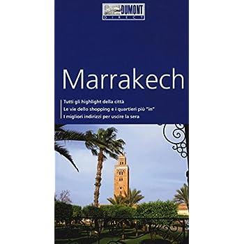 Marrakech. Con Mappa