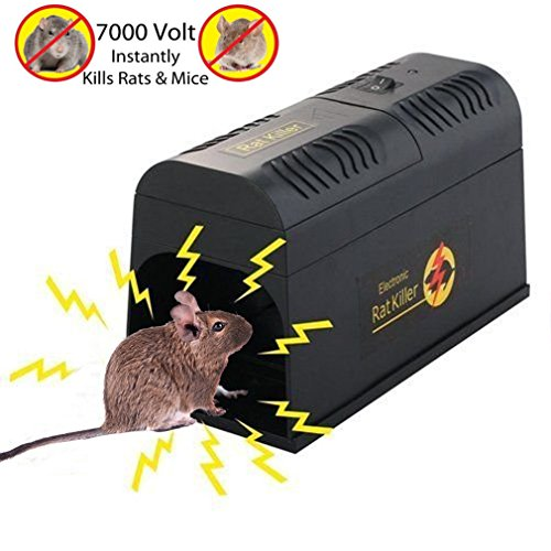 high-voltage-electronic-rat-rodent-trap-electric-mouse-rodent-zapper-killer-get-rid-of-micemouserat-