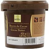 Cacao Barry Beurre de Cacao Désodorisé 850g