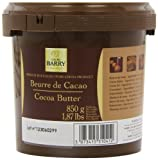 Cacao Barry Cocoa Butter Wanne 850 g