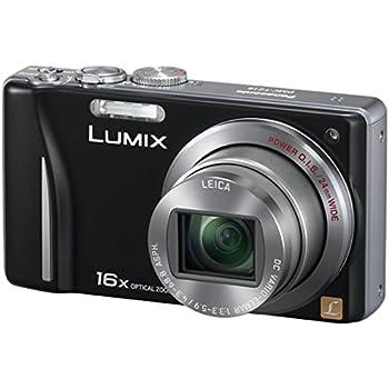 Panasonic Lumix TZ18 Digital Camera - Black (14.1MP, 16x Optical Zoom) 3.0 inch LCD
