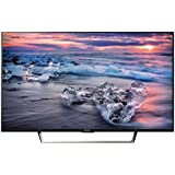 Sony KDL-49WE750 - Televiseur 49'' Full HD LED Smart TV (Motionflow XR 400 Hz, X-Reality PRO, TRILUMINOS Display, compatible avec HDR, Wi-Fi), noir