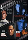 4 Film Favorites: Steven Seagal (Above the Law, Fire Down Below, The Glimmer Man,...
