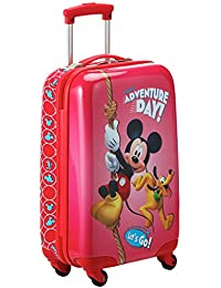 Disney Adventure Day Equipaje Infantil, 33 Litros, Color Rojo