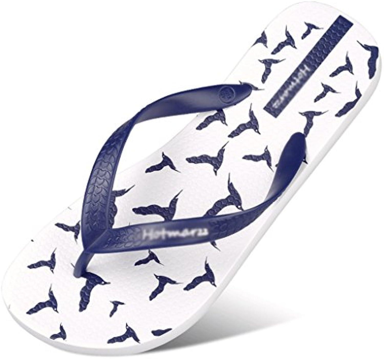 Zapatillas Desodorante Hombre Verano Antideslizante Zapatos de Playa Marea al Aire Libre usable