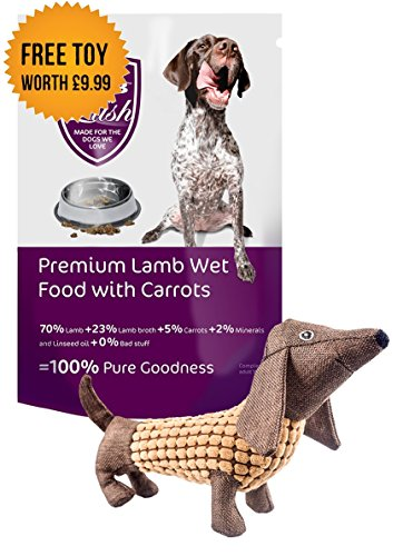 fresh-lamb-70-wet-food-for-adult-dogs-bob-lush-100g-x-20-pouches
