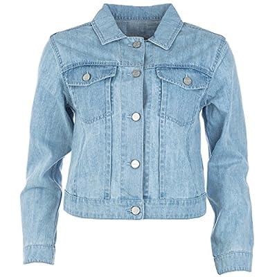 Blue Waven Womens Cilla Denim Jacket