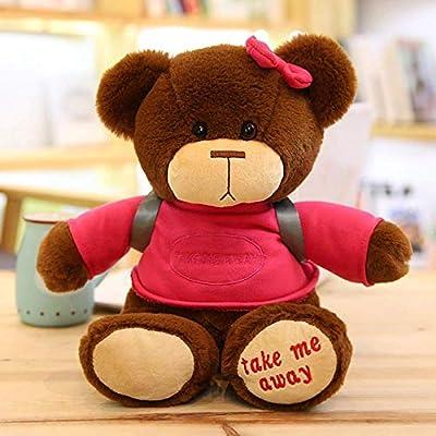 SDFGXCV Mochila De Juguete De Felpa La Nueva Muñeca De Cub Doll Da Un Regalo De Cumpleaños para Niños Y Niñas,30cm C por SDFGXCV