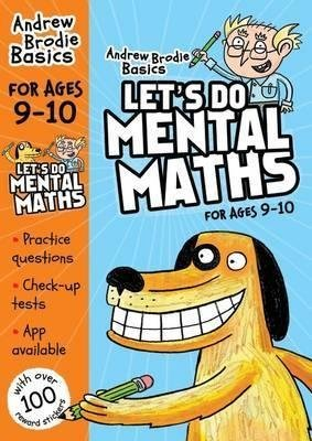 Portada del libro [Let's Do Mental Maths for Ages 9-10] (By: Andrew Brodie) [published: September, 2013]