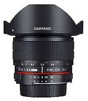 Conçu pour plaire à tout photographe, le Samyang 8 mm f/3.5 IF MC AE est un objectif grand angle de type fisheye, idéal pour doter vos clichés d'un effet esthétique de distorsion. Composé de 10 éléments répartis en 7 groupes, le Samyang fisheye 8 mm ...