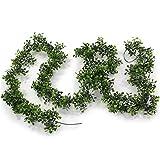 Buchsbaum Girlande künstlich grün 270 cm Dekogirlande