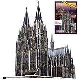 3D Puzzle Kölner Dom 231 Teile - ab 10 Jahre
