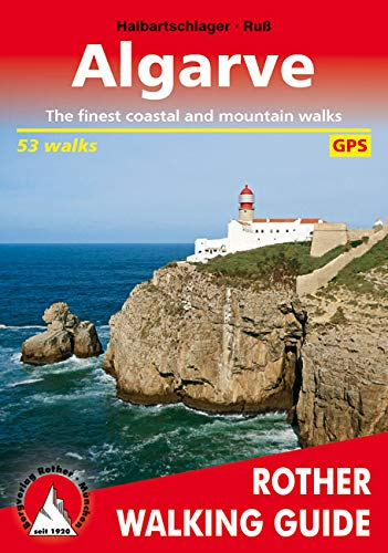 7bad542b62f90d Algarve. The finest valley and mountain walks. Rother Walking Guide. (Rother  Walking