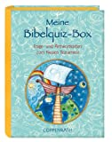 Meine Bibelquiz-Box: Frage- und Antwortkarten zum Neuen Testament