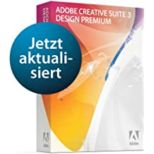 Adobe Creative Suite 3.3 Design Premium Upgrade von CS 3.0 deutsch