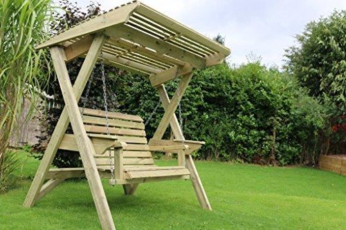 Garden Swing | Wooden Garden Swing | Swing Seat | Hammock | Garden Furniture