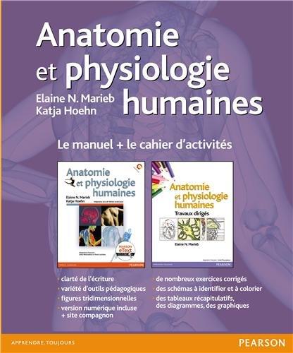 Anatomie et physiologie humaines : Coffret manuel et travaux dirigés