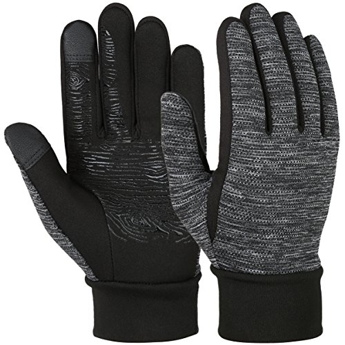Vbiger Unisex Outdoor Gloves Tou...