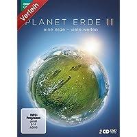Planet Erde II - Eine Erde - viele Welten - Doppel DVD