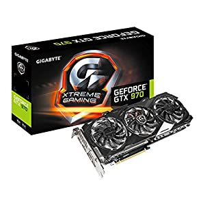 Gigabyte GTX 970 XTREME GAMING 4 GB Graphics Card