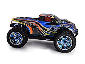 monstertruck crazist pro brushless m 1:10 2.4 ghz rtr