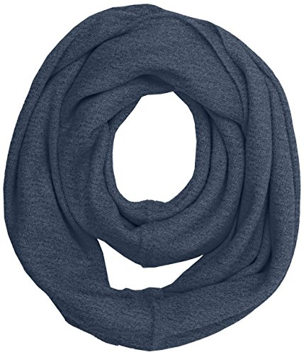 PIECES Damen Schal PCDRACE Tube Scarf, Blau Navy Blazer, One Size