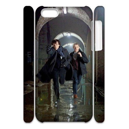 LP-LG Phone Case Of Sherlock For Iphone 4/4s [Pattern-6] Pattern-2
