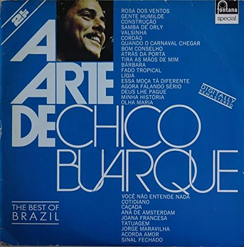 A Arte De Chico Buarque [2xVinyl]