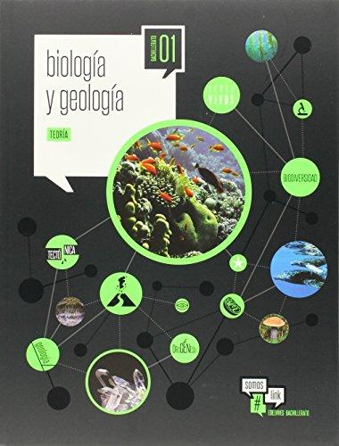 Biología y Geología 1º Bachillerato (Somoslink) - 9788426399588 por Margarita Garcia Lopez