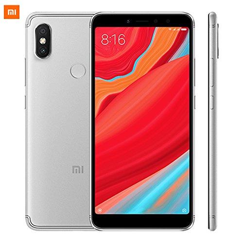 Xiaomi redmi S2, Smartphone 5,99 polegadas, Octa Core, 32 GB ROM, RAM GB 3, 12 MP Camera, Dual SIM, Gray