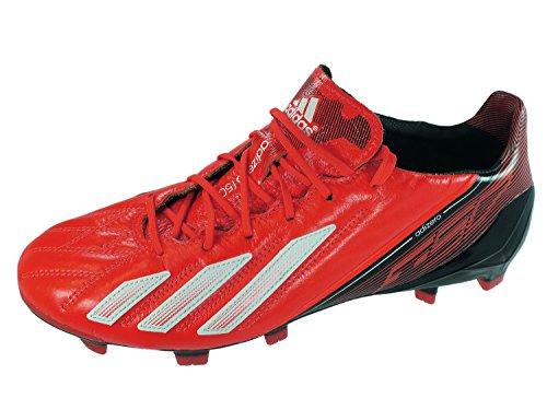 adidas adizero F50 TRX FG Rot G96583 Profi Fußballschuhe, Größe:40;Farbe:rot (Adidas Adizero Fußball)