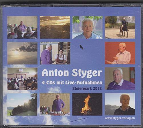 Live Aufnahme vom Steiermark Auftritt, 2012 , Österreich - 4CD Box