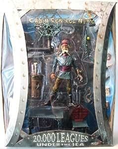 20,000 Leagues Under The Sea - Cabin Control Nemo - Figure Playset