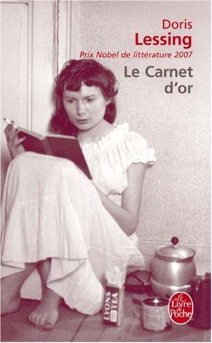 Le Carnet d'or par Doris Lessing