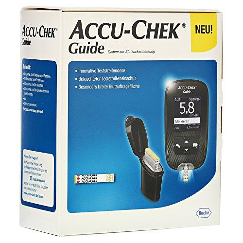 Accu Check Guide Set mmol/l, 1 St