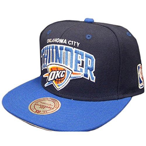 Mitchell & Ness NBA Oklahoma City Thunder Team Arch Snapback Cap NA80Z Kappe