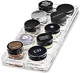 byAlegory vernice acrilica Pot/crema di trucco Organizzatore | 10 posti