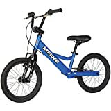 Strider Youth 16 Sport No-Pedal Balance Bike 6 - 12 years