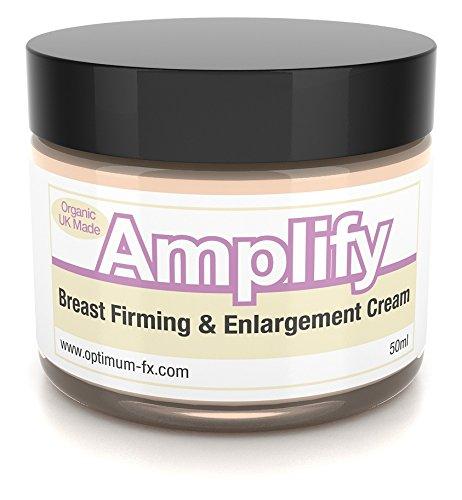 Amplify Crème Raffermissante Pour Les Seins En 30 jours 11 Façons Pour Obtenir Des Seins Plus Gros et Plus Ferme Fabriquée au Royaume-Uni Naturelle et Biologique 50ml