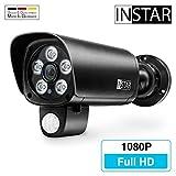 INSTAR IN-9008 Full HD schwarz