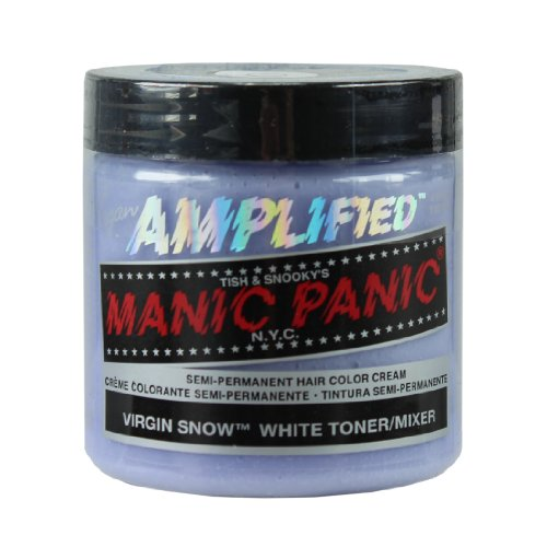 Manic Panic Haartönung AMPLIFIED VIRGIN SNOW WHITE