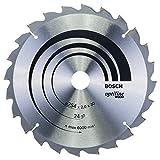 Bosch 2608640420 Kreissägeblatt TKB 254 x 30 24Z GKG SB 1,7