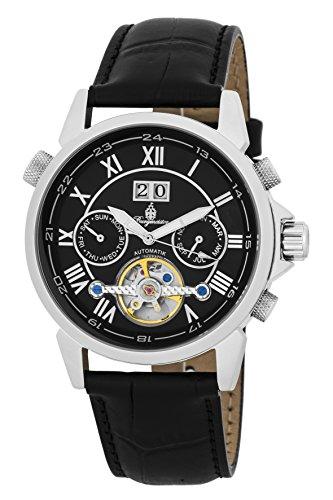 Burgmeister -Reloj de caballero automático- California BM 118-122