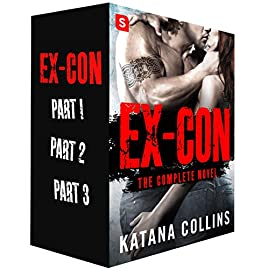 Ex-Con: The Complete Novel (The Harrison Street Crew) by [Collins, Katana]