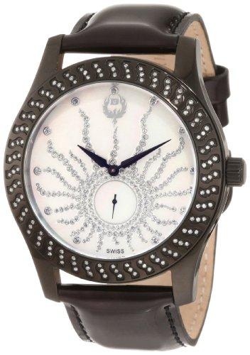 Brillier 03-12421-06 - Reloj para mujeres