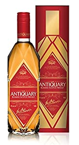 The Antiquary Red Label Blended Scotch Whisky 70cl Bottle from Tomatin Distillery Co Ltd